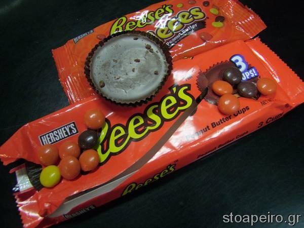 Σοκολάτα και φυστικοβούτυρο... το αγαπημένο μου!